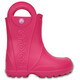 Crocs Handle It Rain Boots Kids candy pink